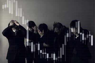 FX投資で失敗した人達